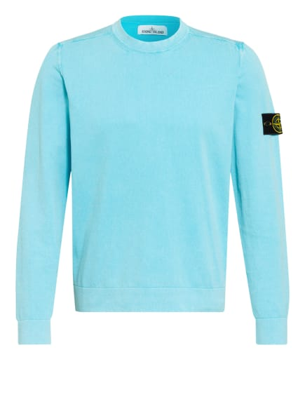 STONE ISLAND Pullover, Farbe: TÜRKIS (Bild 1)
