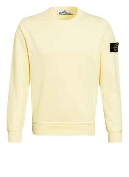 STONE ISLAND Sweatshirt, Farbe: HELLGELB (Bild 1)