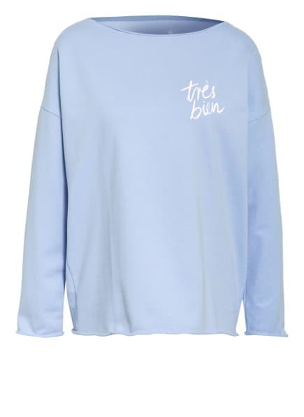 Juvia Sweatshirt , Farbe: HELLBLAU (Bild 1)