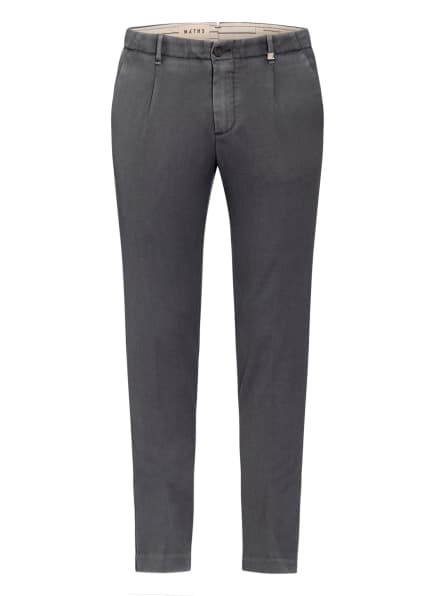 MYTHS Chino Extra Slim Fit, Farbe: HELLGRAU (Bild 1)