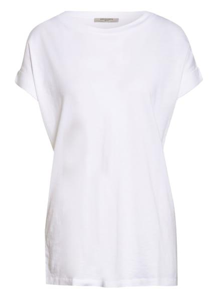 ALL SAINTS T-Shirt IMOGEN BOY, Farbe: WEISS (Bild 1)