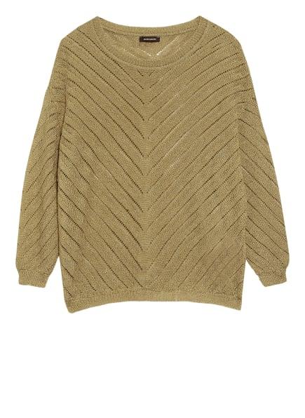 MORE & MORE Pullover, Farbe: HELLGRÜN (Bild 1)