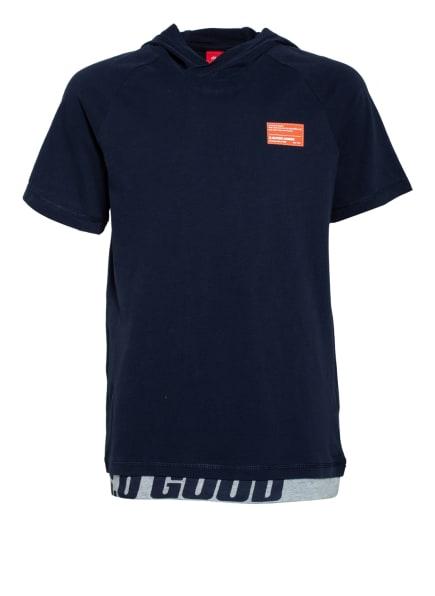 s.Oliver RED T-Shirt , Farbe: DUNKELBLAU (Bild 1)