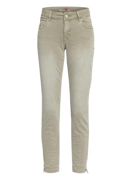 Buena Vista 7/8-Jeans , Farbe: OLIV (Bild 1)
