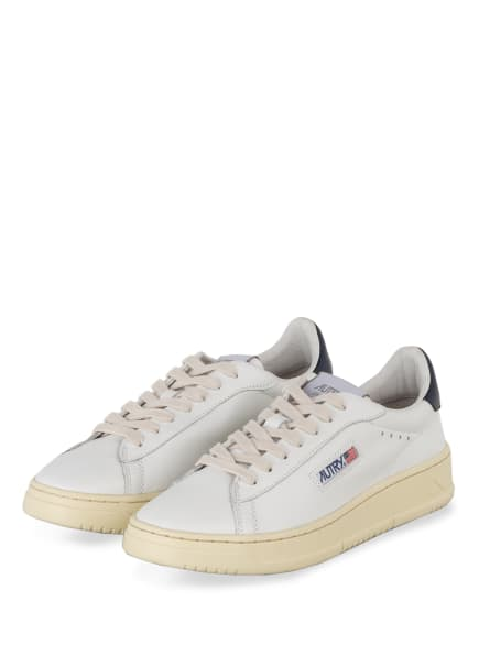 AUTRY Plateau-Sneaker DALLAS, Farbe: WEISS/ DUNKELBLAU (Bild 1)