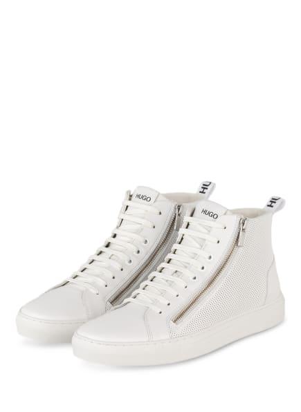 HUGO Hightop-Sneaker FUTURISM, Farbe: WEISS (Bild 1)