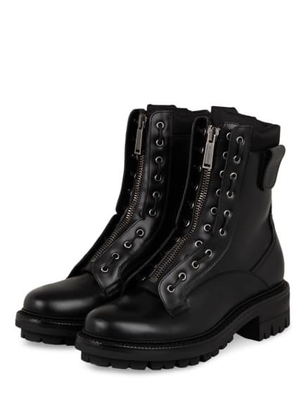 DSQUARED2 Boots AVIATOR, Farbe: SCHWARZ (Bild 1)