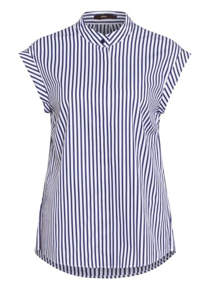 windsor. Bluse, Farbe: DUNKELBLAU/ WEISS (Bild 1)