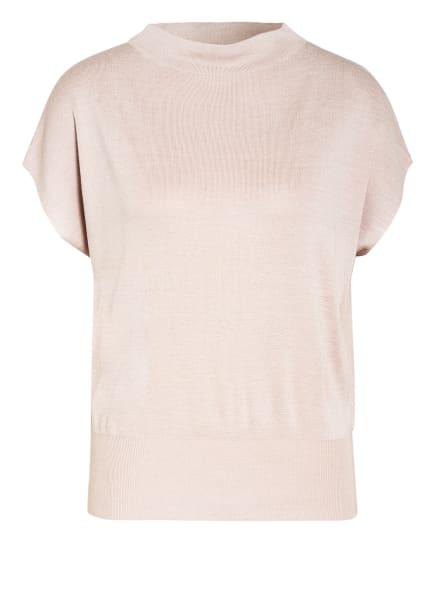 windsor. Strickshirt aus Seide, Farbe: BEIGE (Bild 1)