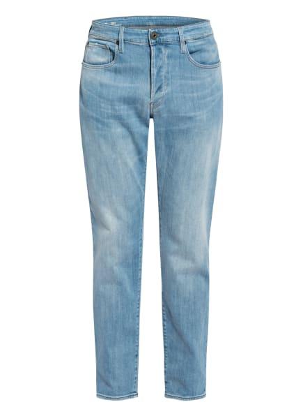 G-Star RAW Jeans 3301 Straight Tapered Fit, Farbe: B469 sun faded aqua marine (Bild 1)