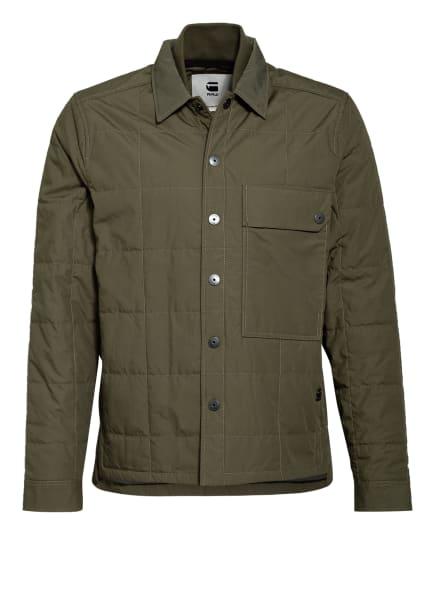 G-Star RAW Overjacket, Farbe: OLIV (Bild 1)