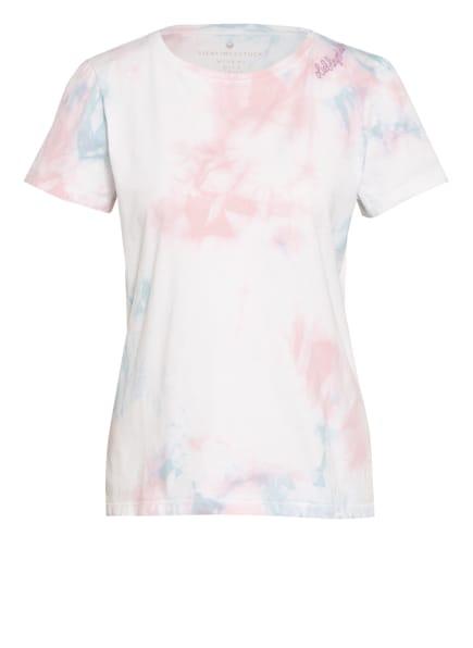 LIEBLINGSSTÜCK T-Shirt DRUANAL, Farbe: WEISS/ ROSA/ HELLBLAU (Bild 1)