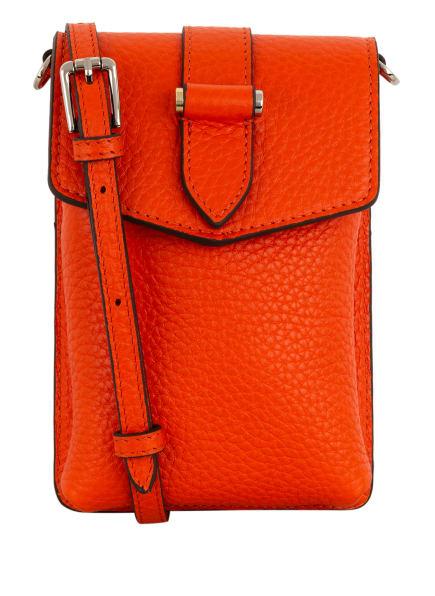 Decadent Copenhagen Smartphone-Tasche GINA, Farbe: ORANGE (Bild 1)