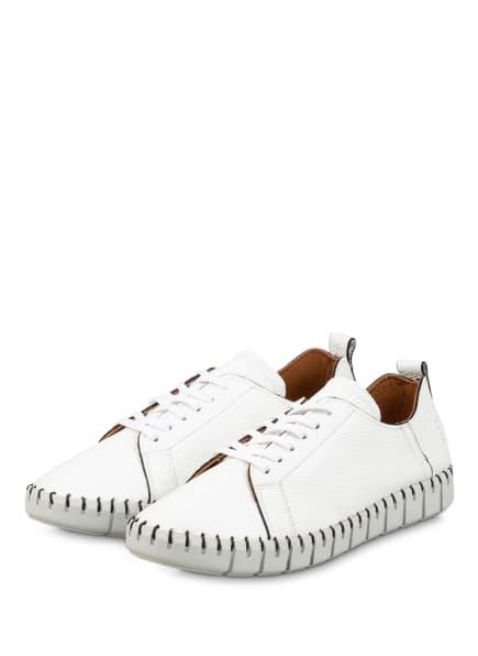 SHABBIES AMSTERDAM Sneaker, Farbe: WEISS (Bild 1)