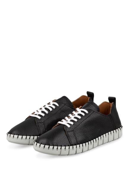 SHABBIES AMSTERDAM Sneaker, Farbe: SCHWARZ (Bild 1)