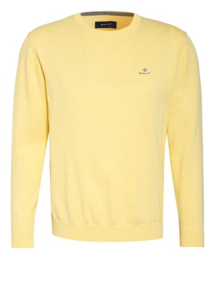 GANT Pullover, Farbe: GELB (Bild 1)