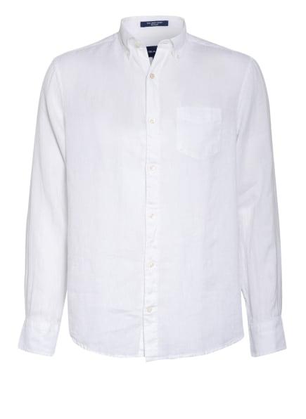 GANT Leinenhemd Regular Fit, Farbe: WEISS (Bild 1)