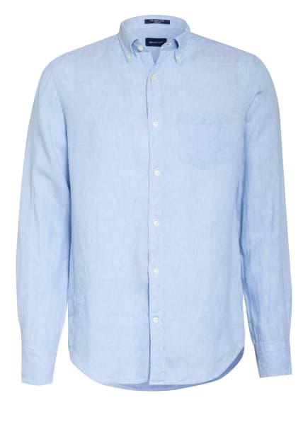 GANT Leinenhemd Regular Fit, Farbe: HELLBLAU (Bild 1)