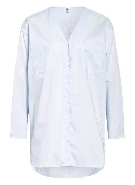 Sophie Oversized-Bluse OPE , Farbe: HELLBLAU (Bild 1)