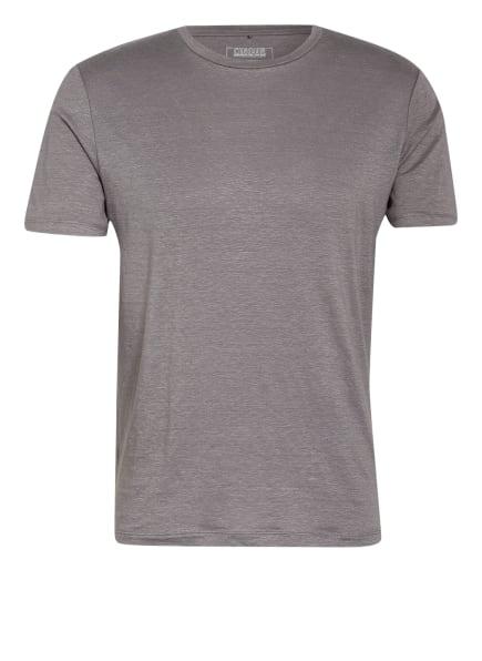 CINQUE T-Shirt CILEO aus Leinen, Farbe: DUNKELGRAU (Bild 1)