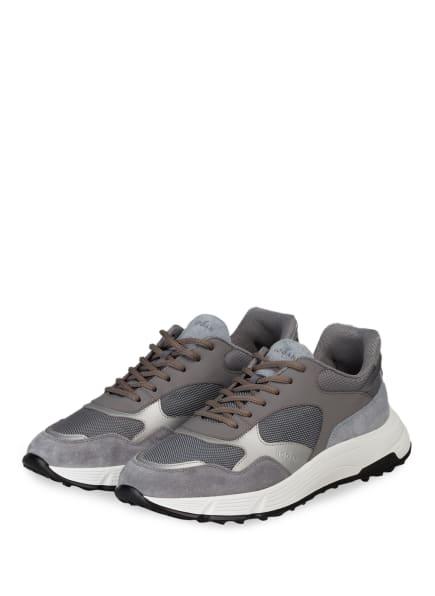 HOGAN Sneaker HYPERLIGHT, Farbe: GRAU/ TAUPE (Bild 1)
