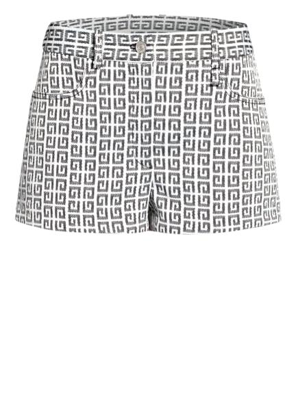 GIVENCHY Shorts , Farbe: WEISS/ DUNKELBLAU (Bild 1)