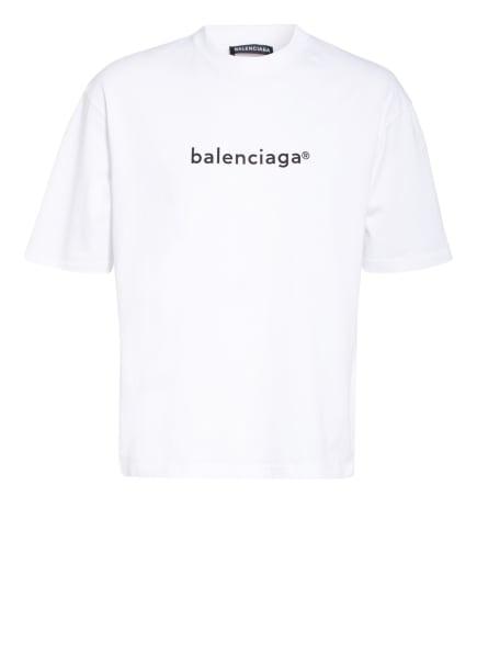 BALENCIAGA T-Shirt, Farbe: WEISS/ SCHWARZ (Bild 1)