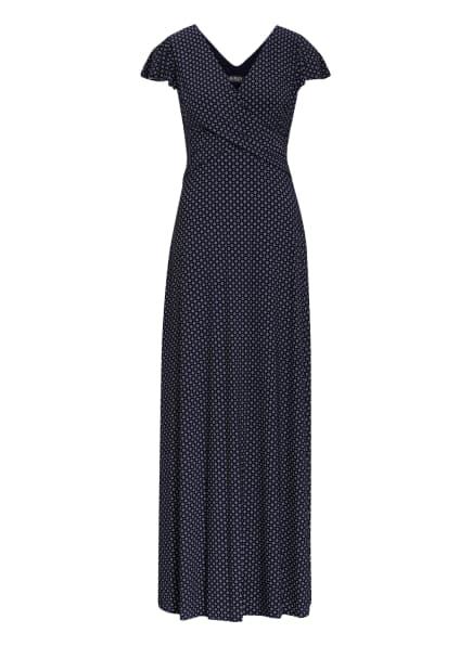 LAUREN RALPH LAUREN Kleid , Farbe: DUNKELBLAU/ WEISS (Bild 1)