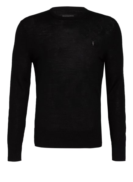 ALL SAINTS Pullover MODE, Farbe: SCHWARZ (Bild 1)