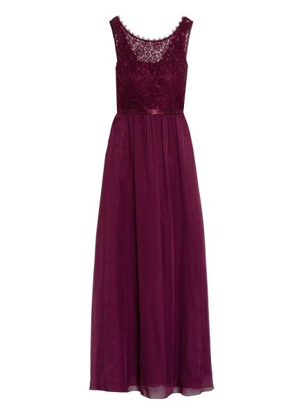 Suddenly Princess Abendkleid, Farbe: DUNKELROT (Bild 1)