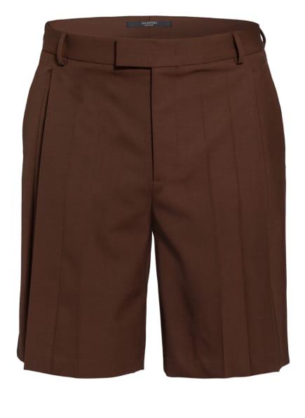 VALENTINO Shorts, Farbe: DUNKELBRAUN (Bild 1)