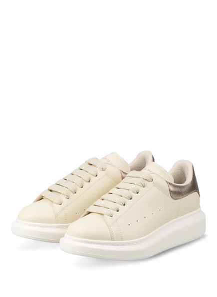 Alexander McQUEEN Plateau-Sneaker , Farbe: CREME (Bild 1)