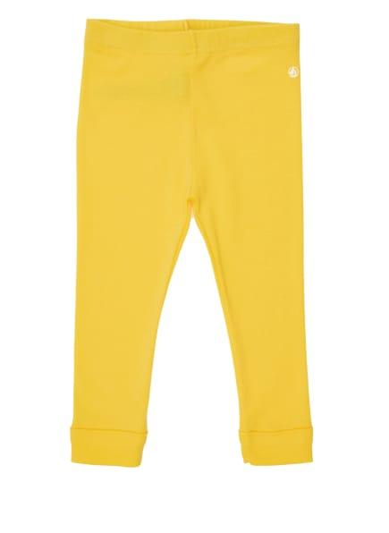 PETIT BATEAU Leggings, Farbe: GELB (Bild 1)