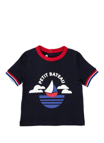 PETIT BATEAU T-Shirt , Farbe: DUNKELBLAU/ ROT/ WEISS (Bild 1)