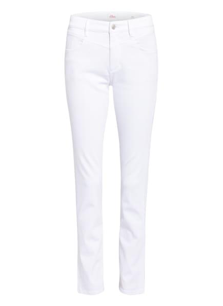 s.Oliver RED Jeans, Farbe: 01Z8 White Deni (Bild 1)