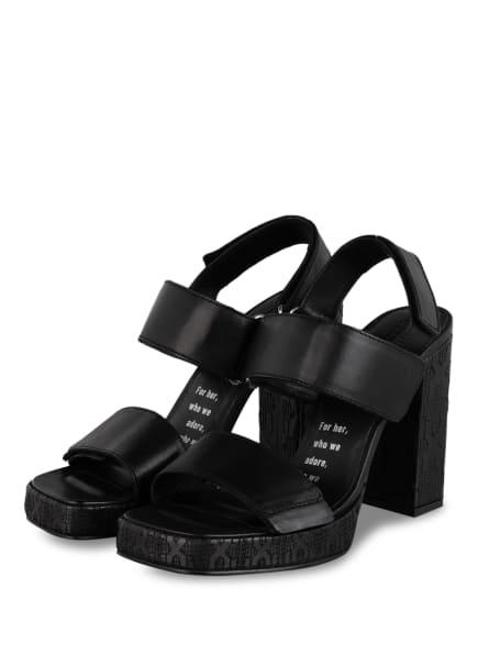 BRONX Sandaletten , Farbe: SCHWARZ (Bild 1)