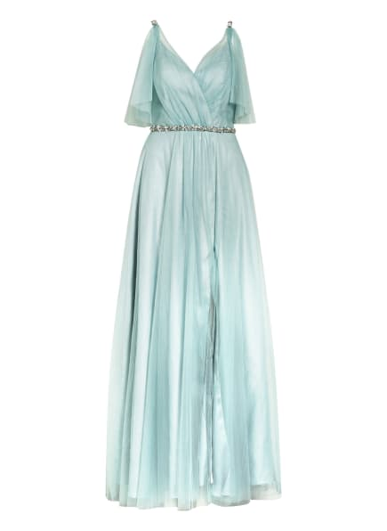 LAONA Abendkleid, Farbe: HELLGRÜN (Bild 1)