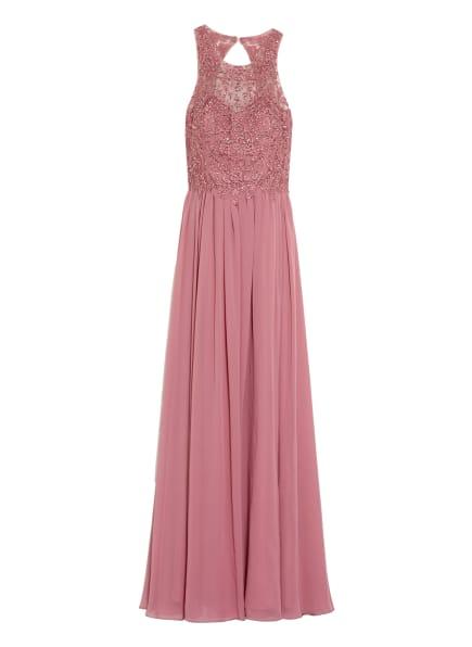 LAONA Abendkleid mit Schmucksteinbesatz, Farbe: ALTROSA (Bild 1)