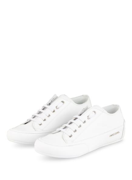 Candice Cooper Sneaker ROCK , Farbe: WEISS (Bild 1)