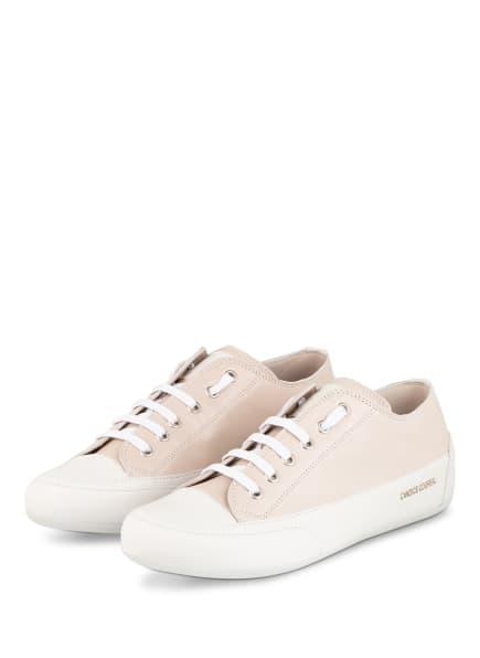 Candice Cooper Sneaker ROCK , Farbe: NUDE/ CREME (Bild 1)