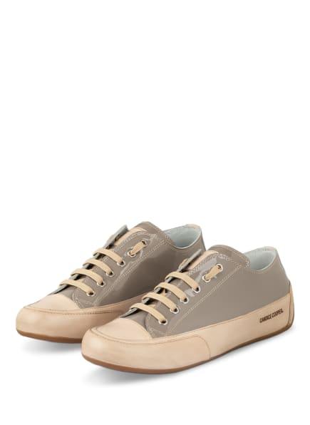 Candice Cooper Sneaker ROCK, Farbe: NUDE/ TAUPE (Bild 1)