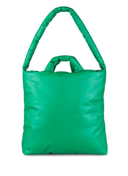 KASSL Handtasche SQUARE, Farbe: GRÜN (Bild 1)