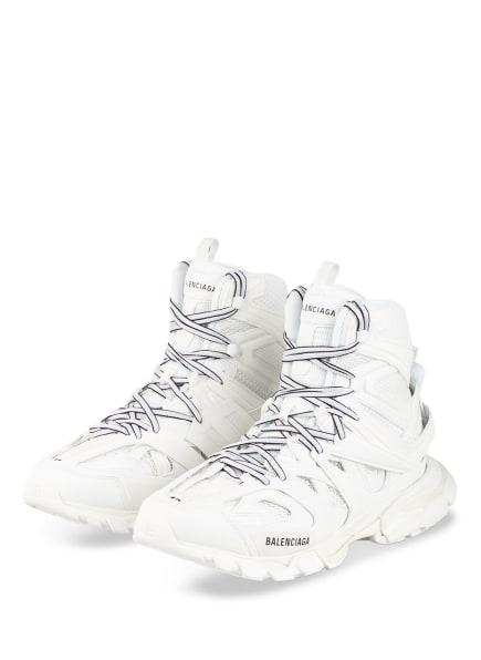 BALENCIAGA Hightop-Sneaker TRACK HIKE, Farbe: WEISS (Bild 1)