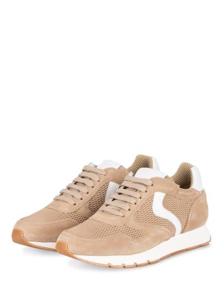 VOILE BLANCHE Sneaker JULIA, Farbe: BEIGE (Bild 1)