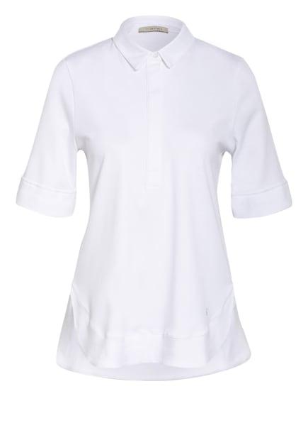 lilienfels Jersey-Poloshirt, Farbe: WEISS (Bild 1)