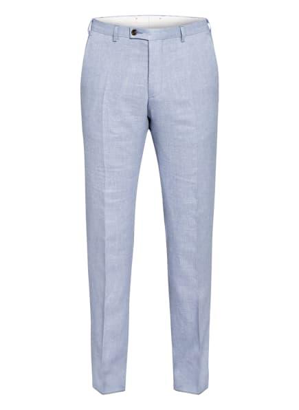 DIGEL Anzughose FRANCO Extra Slim Fit mit Leinen, Farbe: HELLBLAU (Bild 1)