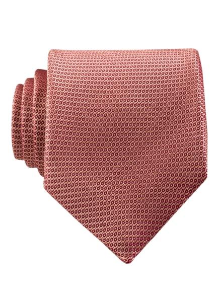 TIGER of Sweden Krawatte TILING, Farbe: HELLORANGE (Bild 1)