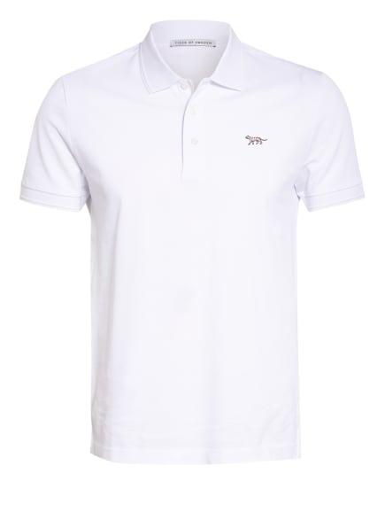 TIGER of Sweden Piqué-Poloshirt DARIOS, Farbe: WEISS (Bild 1)