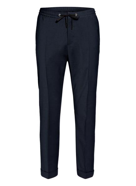 TIGER of Sweden Anzughose TRAVIN im Jogging-Stil Straight Fit, Farbe: DUNKELBLAU (Bild 1)
