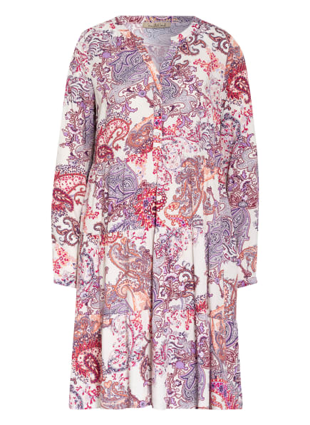 Smith&Soul Tunika-Kleid, Farbe: HELLLILA/ HELLROSA/ PINK (Bild 1)